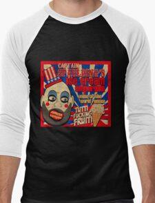 Capt. Spaulding's Ice Cream Emporium Men's Baseball ¾ T-Shirt