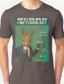 Burro of Meteorology - Inverell NSW T-Shirt