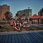 Boys and Saintkilda by Beau Williams