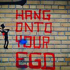 Hang Onto Your Ego  by Kaitlyn Butler