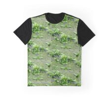 Water Plants Graphic T-Shirt