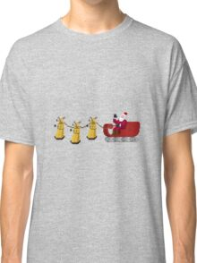 Dalek Wonderland Classic T-Shirt