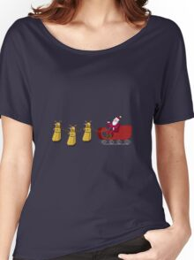 Dalek Wonderland Women's Relaxed Fit T-Shirt