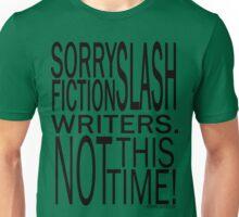 Slash Fiction Writers - Vlogbrothers Unisex T-Shirt