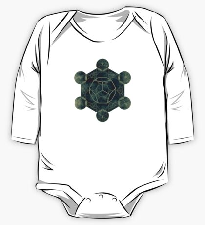 Sacred Geometry for your daily life One Piece - Long Sleeve