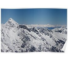 Mt Cook, New Zealand Poster