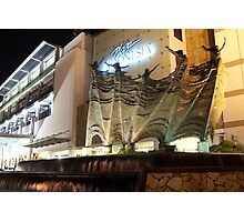 Plaza Indonesia (by night) Photographic Print