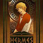 Olympia Heights: Hermes by Christadaelia