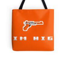 """Aim High"" - NES Zapper  Tote Bag"