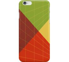 Low walls iPhone Case/Skin