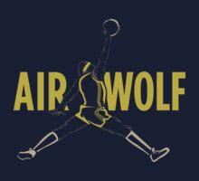 Air Wolf Kids Clothes