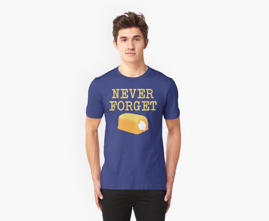 Never Forget Twinkie by AJ Paglia