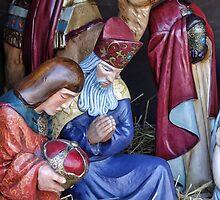 Frankincense, Gold and Myrrh by vigor