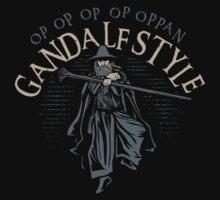 Gandalf Style by AJ Paglia