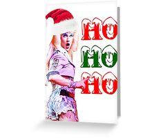 Hedwig Christmas Greeting Card