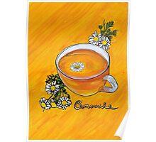 Camomile Tea Poster