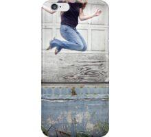 Jump Up iPhone Case/Skin