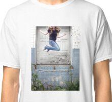 Jump Up Classic T-Shirt
