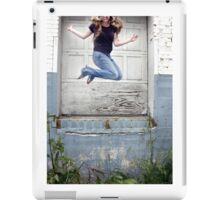 Jump Up iPad Case/Skin