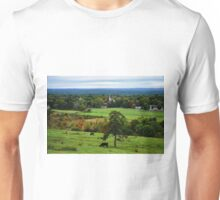Country scene in MA Unisex T-Shirt