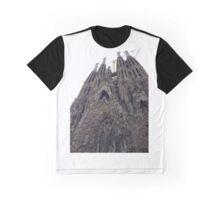 Sagrada Familia Graphic T-Shirt