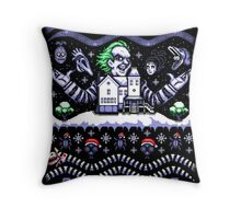 Ugly Ugly Ugly! Throw Pillow