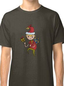 May your Christmas HY-RULE! Classic T-Shirt