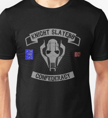 Knight Slayers Confederacy Unisex T-Shirt