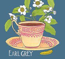 Earl Grey tea by francesrosey