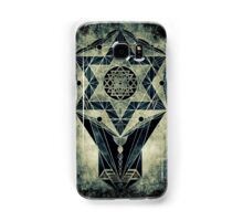 Sacred Geometry for your daily life- SRI YANTRA Samsung Galaxy Case/Skin