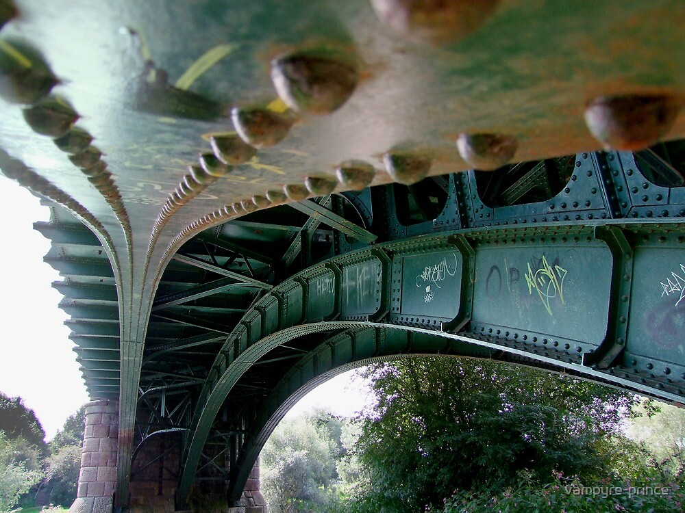 Under The Bridge by Dale North Photography
