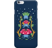Kanto Forest iPhone Case/Skin