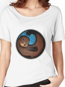 Bucket 'O' Sea Lion Women's Relaxed Fit T-Shirt