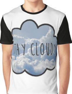 Jc Caylen's Stay Cloudy Quote  Graphic T-Shirt
