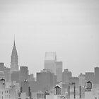 New York City - Looking Sketchy by Georgie Hart