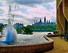 Parliament Hill fro Museum of Civilizaton by Yukondick