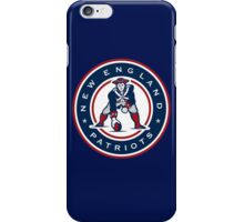New England Patriots Soldier iPhone Case/Skin