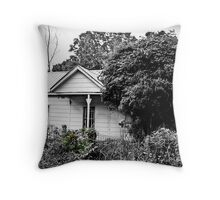 A Tree Grows Through It Throw Pillow