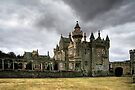 A Storm Brewing over Abbostsford House by Christine Smith
