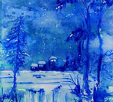 Midnight Snow by Kathie Nichols