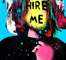 Hire me by Gael Froget