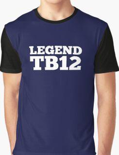 Legend TB12 Graphic T-Shirt