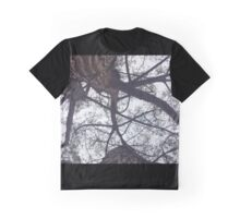 Looking Up at Trees Graphic T-Shirt