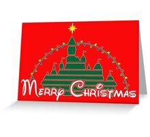 Merriest Christmas on earth Greeting Card