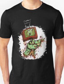 Television Zombie Unisex T-Shirt
