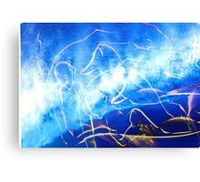 Cool Surfer 2 Canvas Print