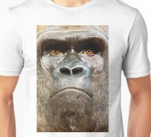 Portrait of a Silverback Unisex T-Shirt