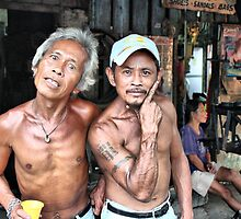 Faces of the Philippines by Josh Nicol