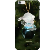 Jingle Bell Snowman ~ iPhone Case  iPhone Case/Skin