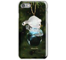 Jingle Bell Snowman ~ iPhone Case  iPhone Case/Skin